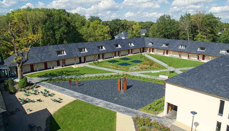 AB INGNEIERIE-Fief de la Thioire-Complexe hotelier