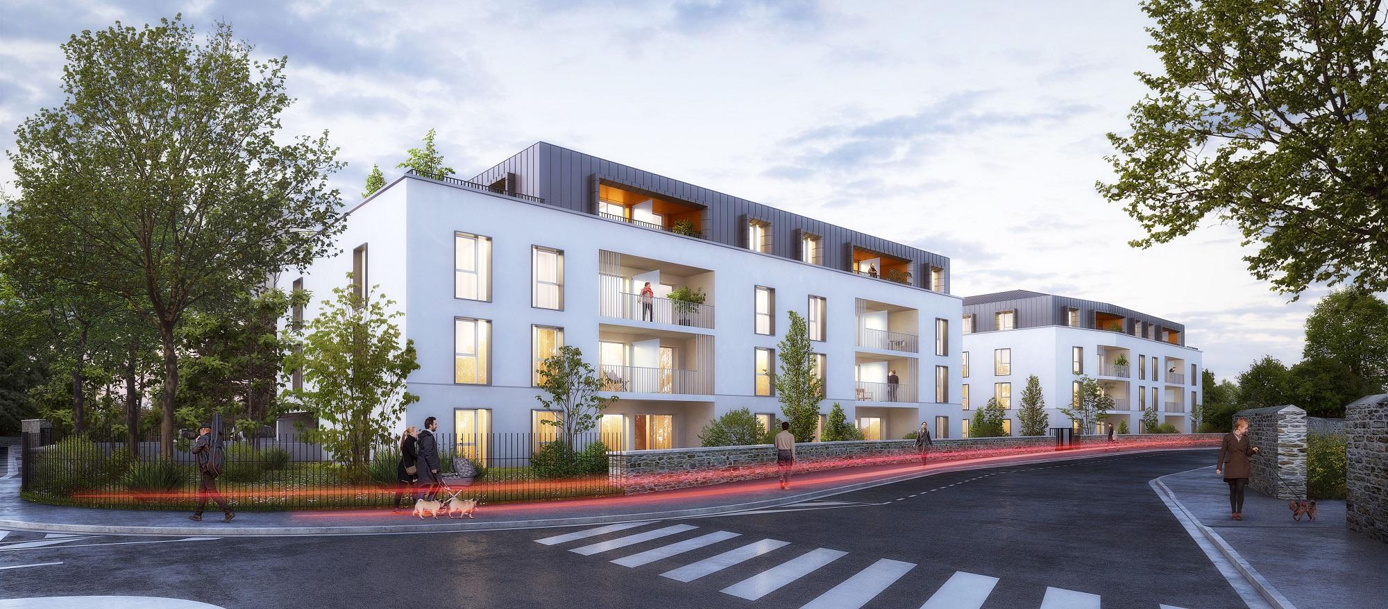 L-2018-06 - REALITES - Construction de 62 Logements quartier CHU - Angers (49) ©Rolland & associés1 petite