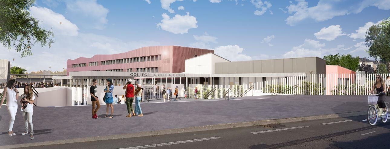 bureau etude-AB Ingenierie-collège châteaubriant-lionel VIE-fluides